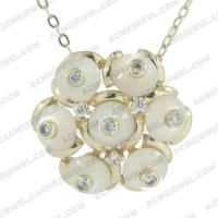 Pendants 925 sterling silver   Gold
